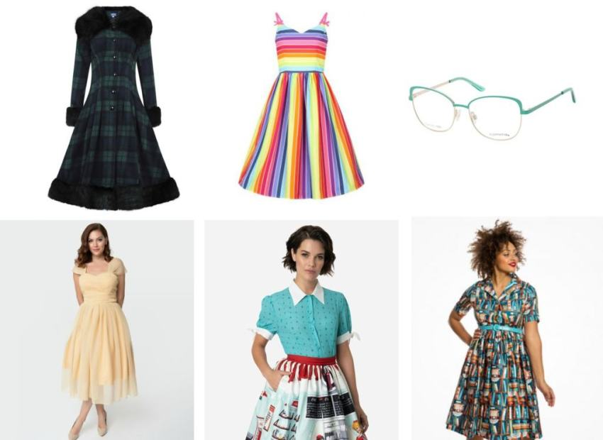 Vintage fashion wishlist