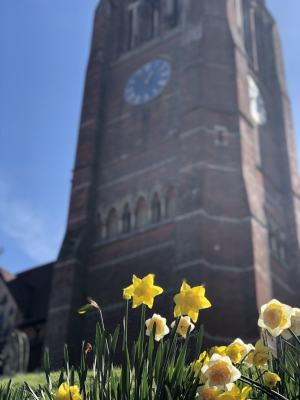 St. Michael and All Angels Church, Lyndhurst
