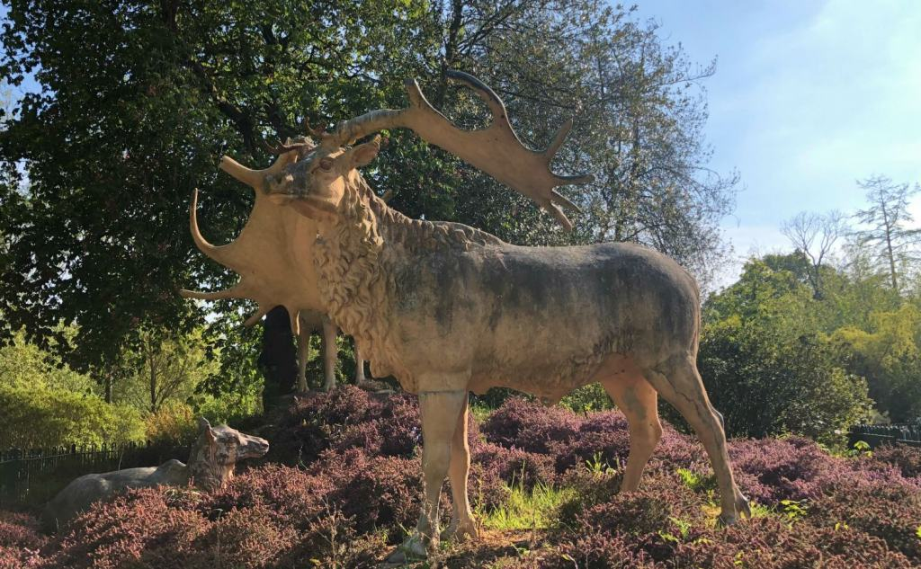 Other instinct animals on show in Crystal Palace Park