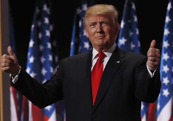 Recap: Donald Trump vows to restore jobs, safety as he ...