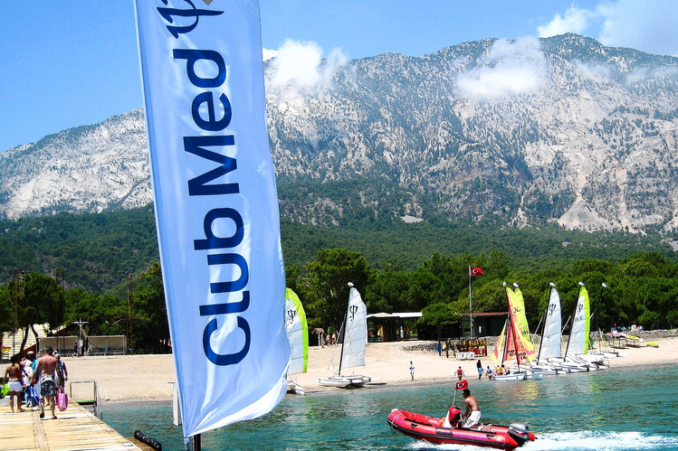 SAILING AWAY: Club Med is set to join the growing list of European companies coming under Chinese ownership.