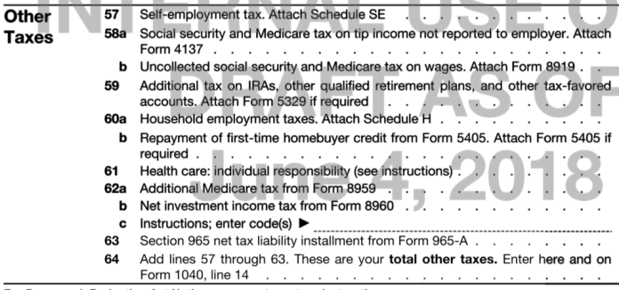 New 1040 Tax Form Shorter But There Are More Forms To Fill Out