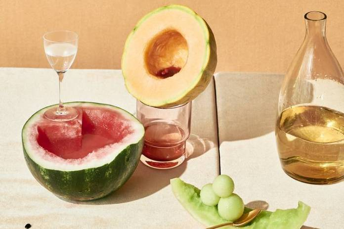 STILL LIFE Match your favorite melon variety with a sympatico spirit.