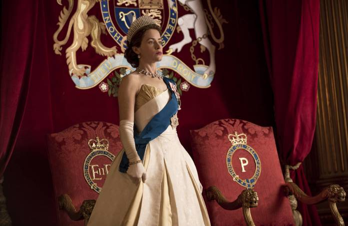 'The Crown,' starring Claire Foy, was among the Netflix shows nominated for Emmy Awards. The streaming service scored 112 nominations on Thursday.