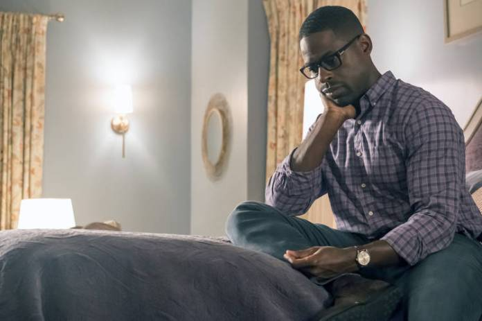 Sterling K. Brown, an Emmy winner last year for 'This Is Us,' scored another nomination for the same role.