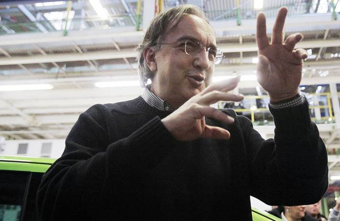 Auto industry legend Sergio Marchionne, shown in 2012, embodied a management style that is gaining credence for its focused and uncompromising approach to solving problems.