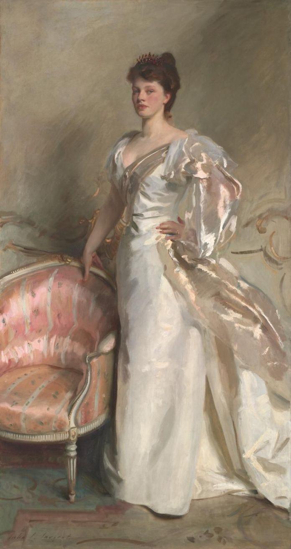 John Singer Sargeant's 'Mrs. George Swinton (Elizabeth Ebsworth)' (1897)