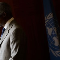 Kofi Annan, Former United Nations Secretary-General, Dies at 80