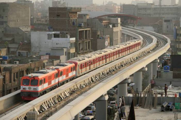 The $2 billion Orange Line metro train project in Lahore is being partially audited under a government order.