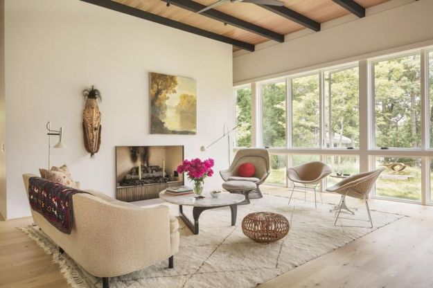 How to Warm Up a Home Without Cluttering It Up