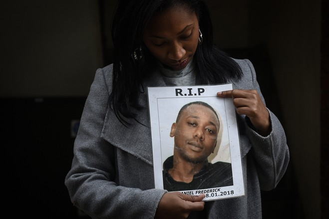 Ms. Samuel said she wants to meet her brother's killers 'to know why they are so angry.'