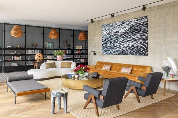 A Dull New Apartment Gets an Infusion of Personality