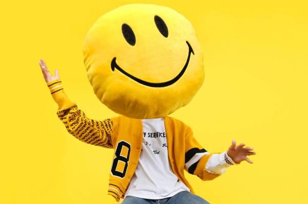 happy face # 54
