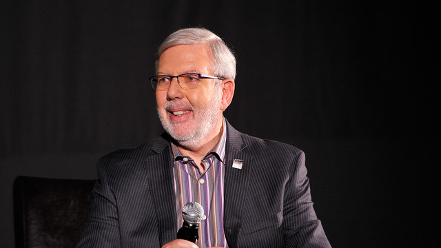Film critic and author of 'TV Movies' Leonard Maltin