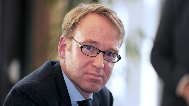 The ECB's Jens Weidmann said that the eurozone should undergo a program of structural reform to boost growth.