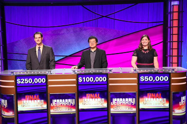 Jeopardy Tournament Of Champions Inside Ben Ingrams