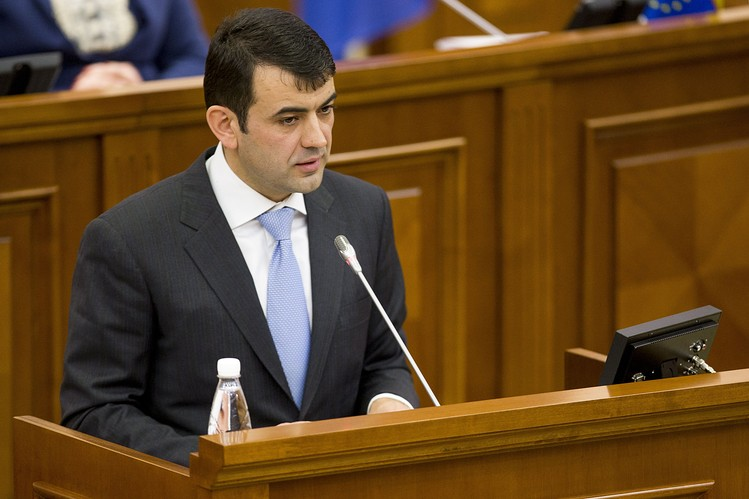 Moldovan lawmakers voted February 20 to appoint pro-Western businessman  Chiril Gaburici as the country's next Prime Minister.