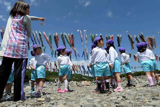 In Japan, Happy Children's Day - Japan Real Time - WSJ