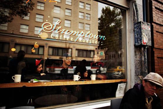 TSG Explores Sale of Stake in Stumptown Coffee - WSJ