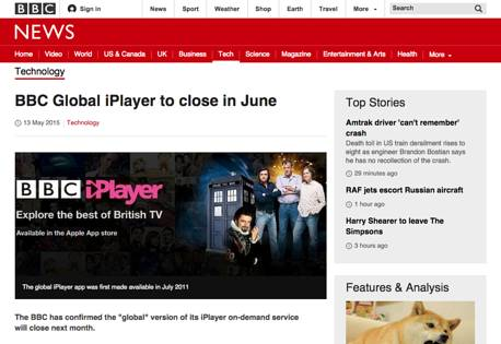 BBC's Expat Fans Hit By Global iPlayer Switch-Off - Expat ...