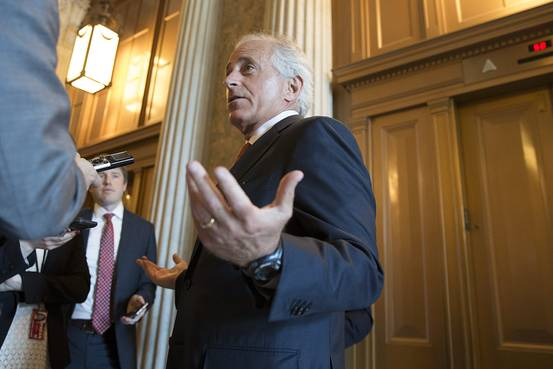 Corker Urges Obama to Strengthen, or Abandon, Iran Nuclear ...