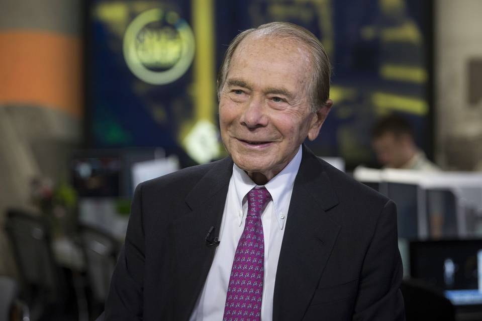 "Maurice ""Hank"" Greenberg, former chairman and chief executive officer of AIG"