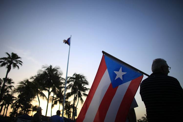Puerto Rico's Capitol building in San Juan.