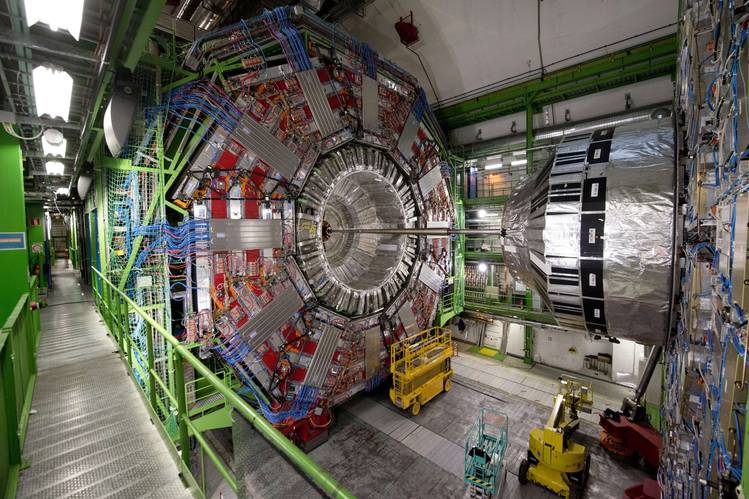 In its second run, the collider will run day and night and ramp up to 13 tera-electron-volts, an energy level about 70% greater than the first run.