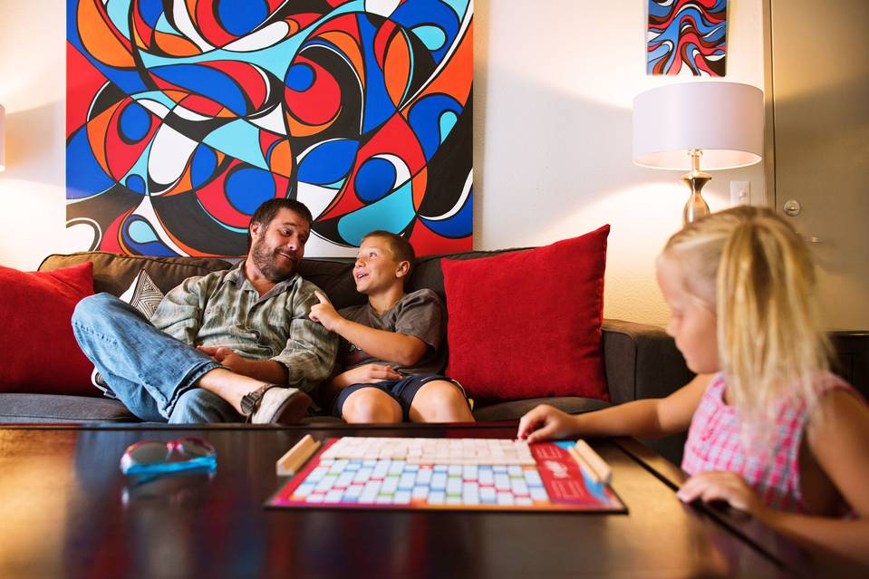 Ian Cochrane moved into the Verona in Littleton, Colo., with his two children after the rent on his previous home was set to rise.