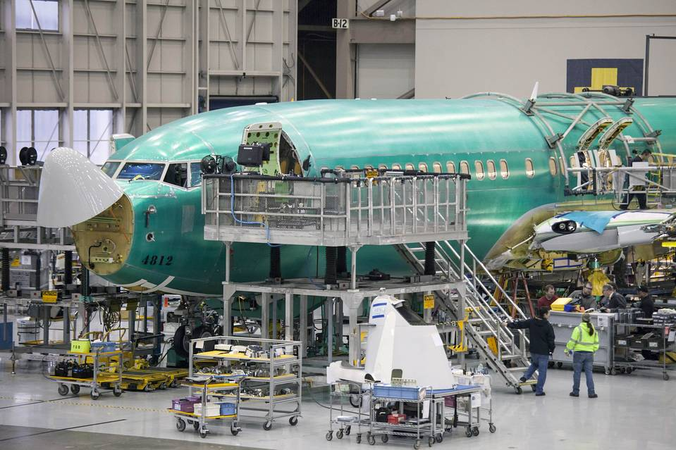 A lawsuit accuses Boeing of improperly making 401(k) plan decisions to benefit vendors receiving other Boeing business.