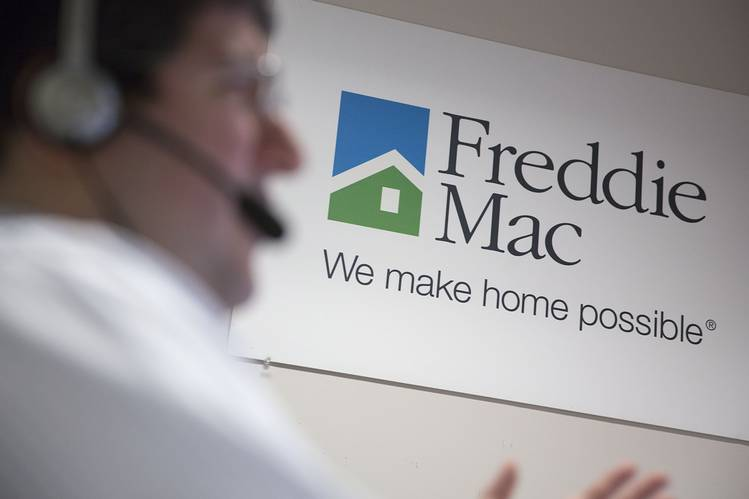 Mortgage-finance company Freddie Mac said it swung to a loss in its third quarter.
