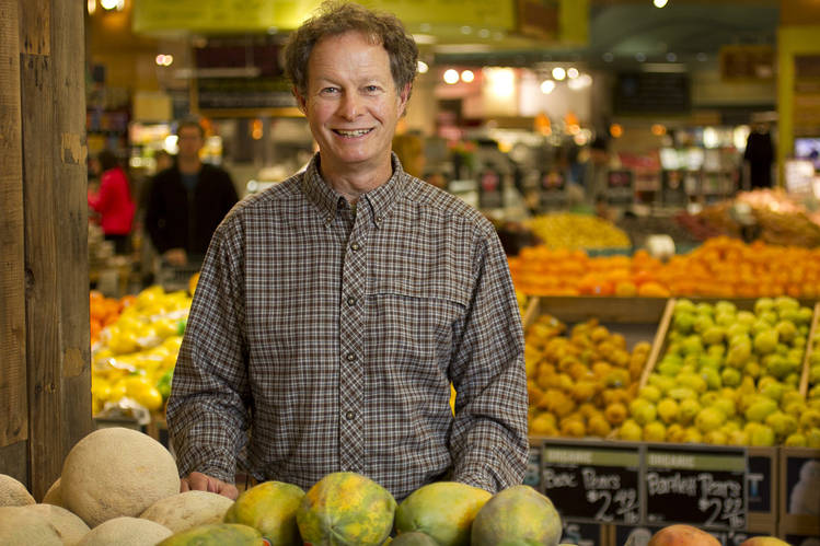 John Mackey, founder and co-CEO of Whole Foods Markets, has written 'Conscious Capitalism,' with Bentley University marketing professor Raj Sisodia.