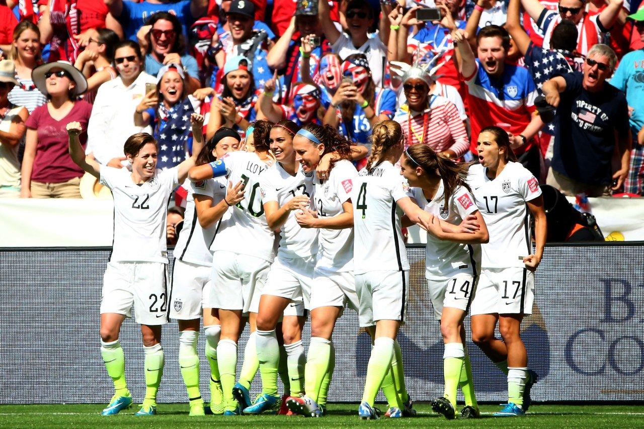 U.S. Soccer Federation Sues Women's National Team - WSJ