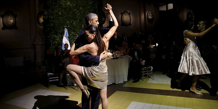 Two to Tango: A Photo History of Presidents Dancing - WSJ