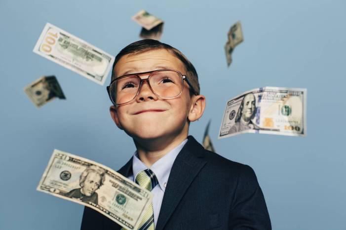 Image result for Financial lessons for children