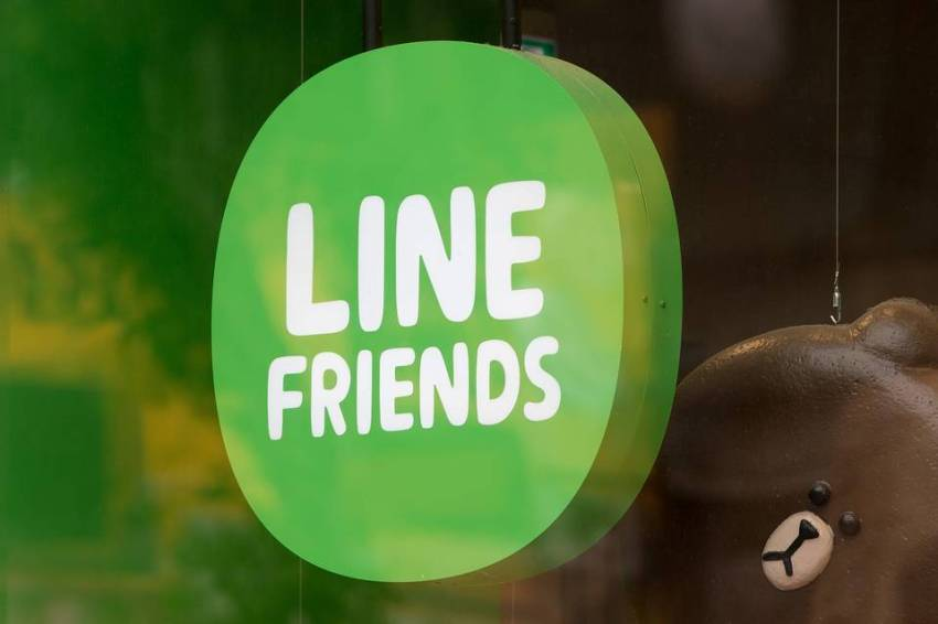 LINEの海外展開