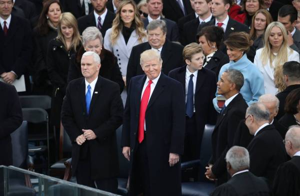 Donald Trump's Inauguration Brings in Over 30 Million ...