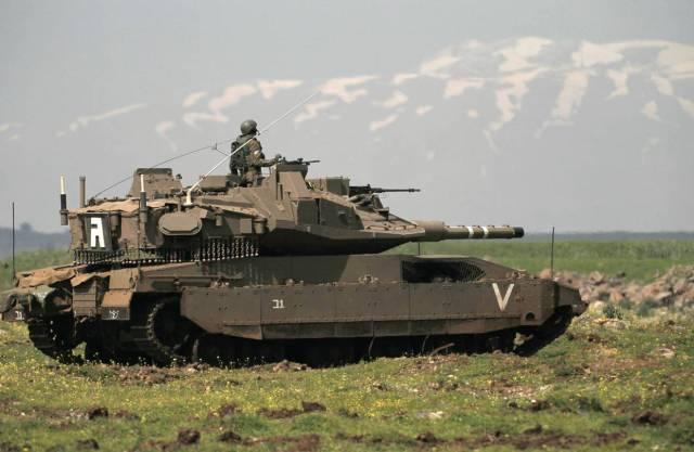 Les soldats israéliens ont participé à un exercice d'entraînement dans les hauteurs du Golan, en annexe à l'israélien, près de la frontière syrienne en mars.