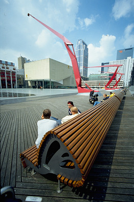 Redefining Urban Space- Adriaan Geuze  (4/4)