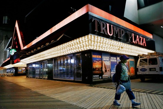 Image result for trump casino bankrupt