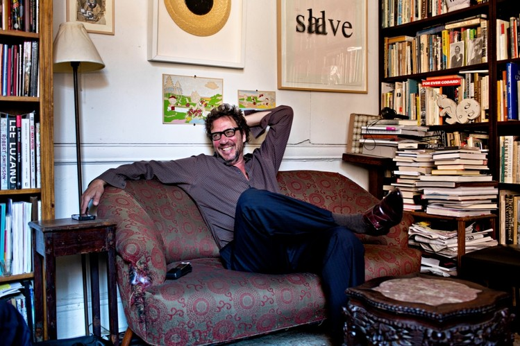 Richard Hell Finds His Peace In East Village Apartment WSJ