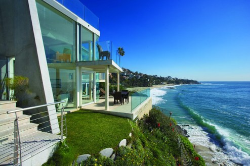 California Beach House - WSJ