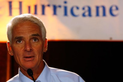 Review & Outlook: Waiting for Hurricane Charlie (Crist) - WSJ