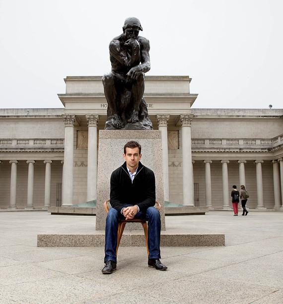 Jack Dorsey, creador de Twitter y Square (revolución de los pagos con Tarjetas de Crédito a los micronegocios)