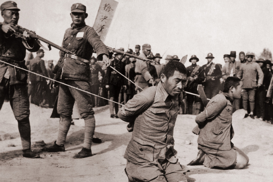 Image result for japanese atrocities wwii