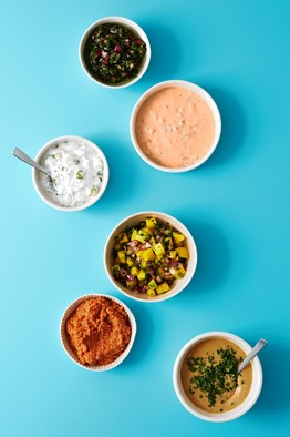 No Cook Sauces For Summer Grilling