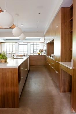 The New Kitchen Design Trend Wood Minimalism WSJ