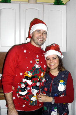 Ugly Christmas Sweaters Are New Holiday Trend WSJ