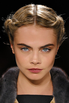 Big Bold Eyebrows Are A Trend For Women And Men WSJ