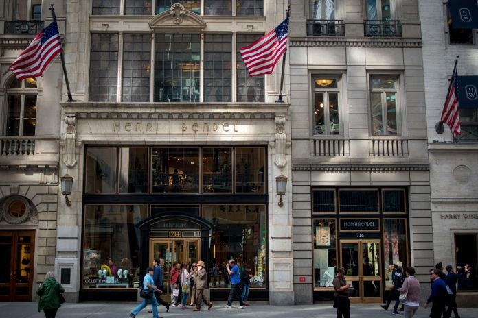 A Henri Bendel store in New York City. L Brands will close all 23 Henri Bendel stores.